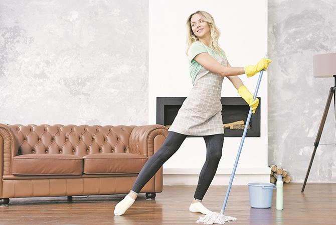 Czy wstyd zamówić sprzątanie ?