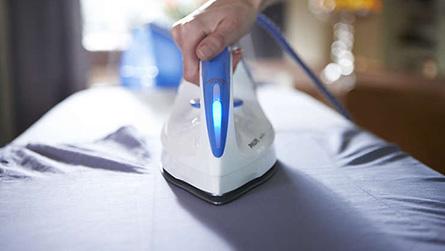 Jak czyścić żelazko w domu?